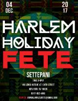 Annual Harlem Fete