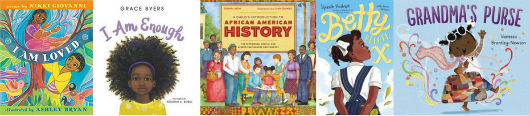 Great books for children feature Black characters