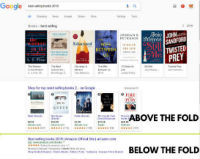 Google Hurts Indie Book Sites in Search Engine Results