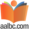Logo for AALBC.com: the oldest, largest, and most frequently visited website dedicated to books by or about Black people
