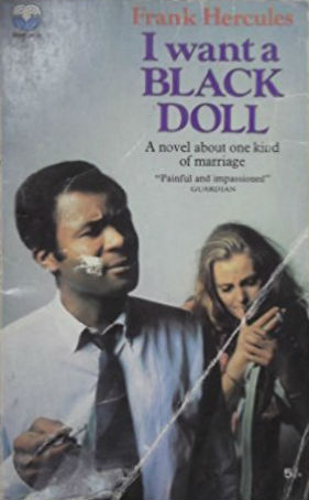 Book Cover I Want a Black Doll by Frank Hercules