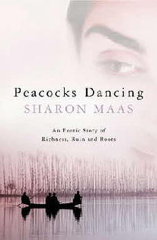 Click for more detail about Peacocks Dancing  by Sharon Maas