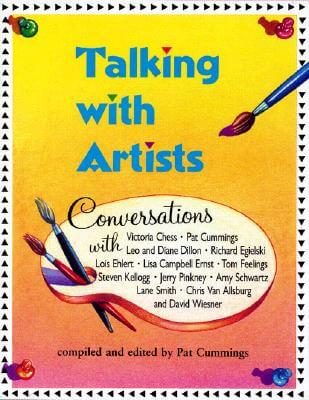 Click for more detail about Talking with Artists by Pat Cummings