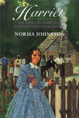 Book Cover Harriet by Norma Johnston