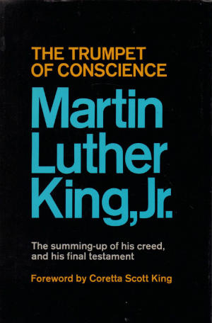 Click for more detail about The Trumpet of Conscience by Martin Luther King, Jr.