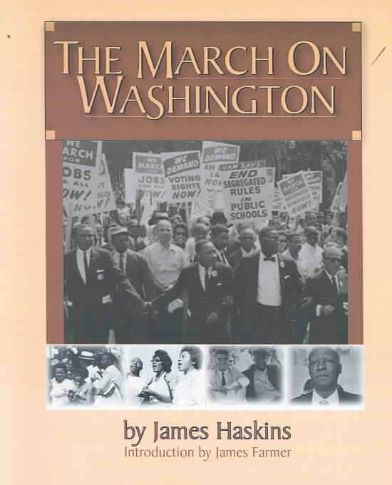 Click for a larger image of The March on Washington