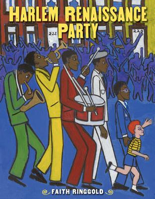 Click for more detail about Harlem Renaissance Party by Faith Ringgold