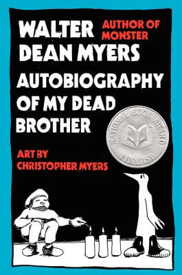 Click for more detail about Autobiography of My Dead Brother by Walter Dean Myers