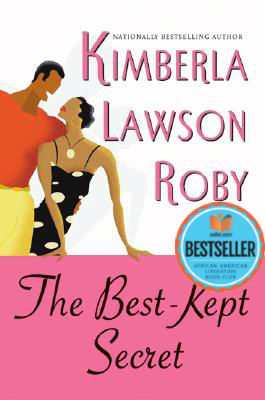book cover The Best-Kept Secret (Reverend Curtis Black #3) by Kimberla Lawson Roby
