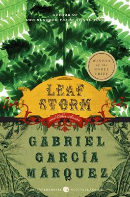 Book Cover Leaf Storm: and Other Stories by Gabriel Garcia Marquez