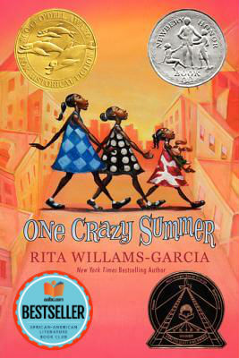 Click for more detail about One Crazy Summer by Rita Williams-Garcia