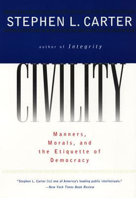 Book Cover Civility by Stephen L. Carter