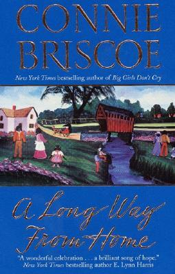 Book cover of A Long Way from Home by Connie Briscoe