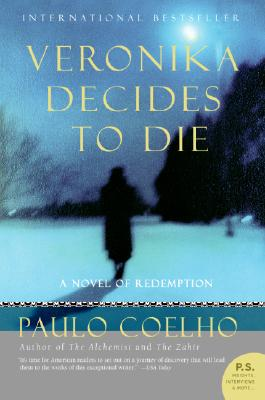 Book Cover Veronika Decides to Die: A Novel of Redemption by Paulo Coelho