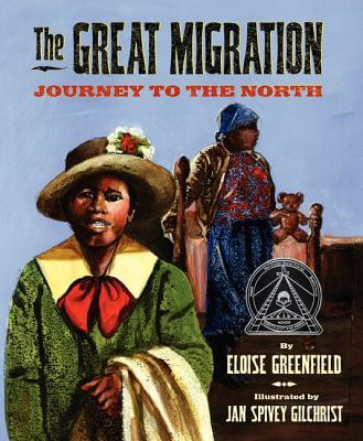 Click for more detail about The Great Migration: Journey To The North by Eloise Greenfield