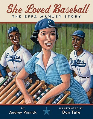 Click for more detail about She Loved Baseball: The Effa Manley Story by Audrey Vernick
