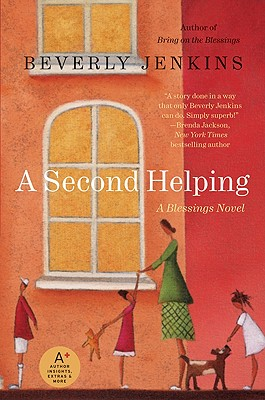 Click for more detail about A Second Helping: A Blessings Novel (Blessings Series) by Beverly Jenkins