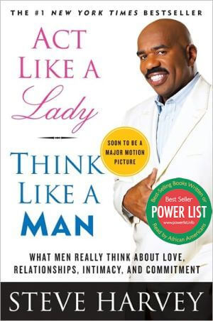 Click for a larger image of Act Like a Lady, Think Like a Man
