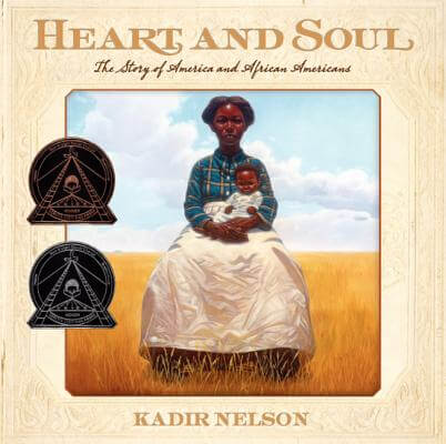 Click for a larger image of Heart and Soul: The Story of America and African Americans