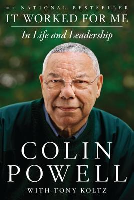 Book Cover It Worked for Me: In Life and Leadership by Colin Powell
