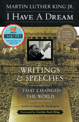 Click for more detail about I Have a Dream: Writings and Speeches That Changed the World by Martin Luther King, Jr.