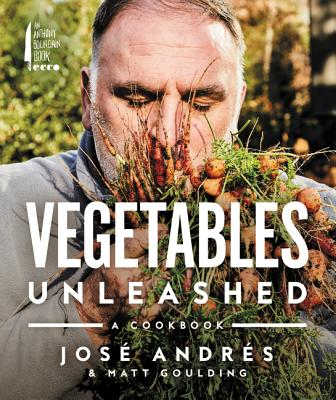 Click for a larger image of Vegetables Unleashed: A Cookbook