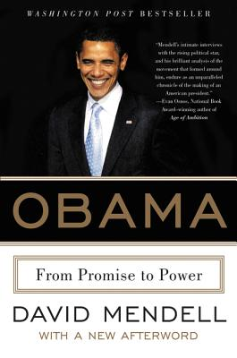 Book Cover Obama: From Promise to Power by David Mendell