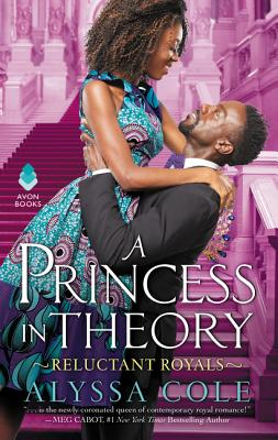 Click for more detail about A Princess in Theory: Reluctant Royals by Alyssa Cole