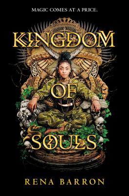 Book Cover Kingdom of Souls by Rena Barron