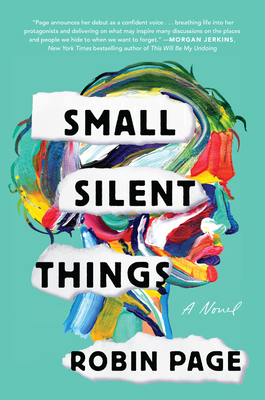 Book cover of Small Silent Things by Robin Page