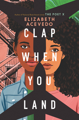 Book Cover of Clap When You Land
