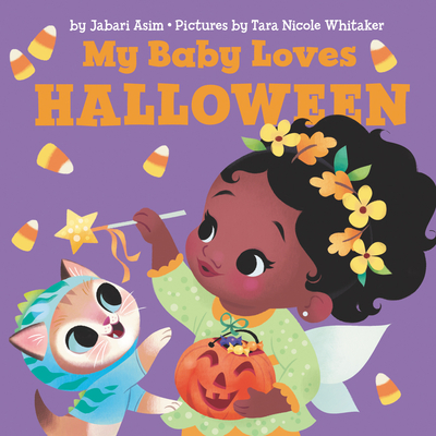 Click for more detail about My Baby Loves Halloween by Jabari Asim