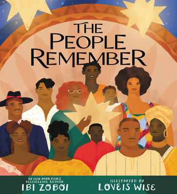 Book Cover The People Remember by Ibi Zoboi