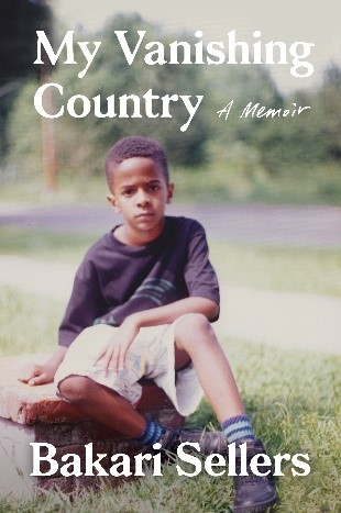 Book Cover My Vanishing Country by Bakari Sellers