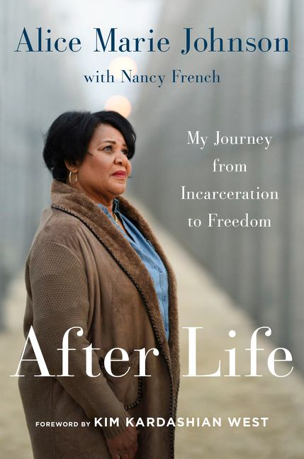 Click for a larger image of After Life: My Journey from Incarceration to Freedom