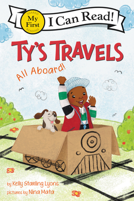 Book Cover Ty's Travels: All Aboard! by Kelly Starling Lyons