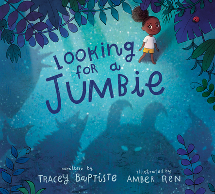 Book Cover Looking for a Jumbie by Tracey Baptiste