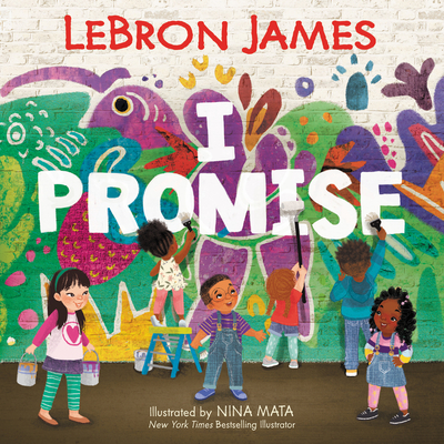 Book Cover I Promise by Lebron James