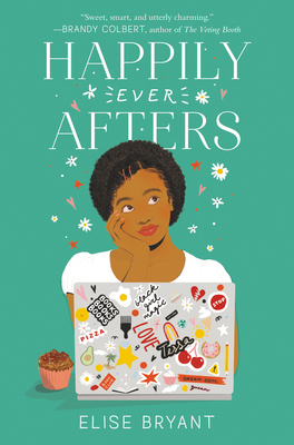 Book Cover Happily Ever Afters by Elise Bryant
