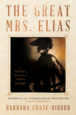 Book Cover The Great Mrs. Elias by Barbara Chase-Riboud