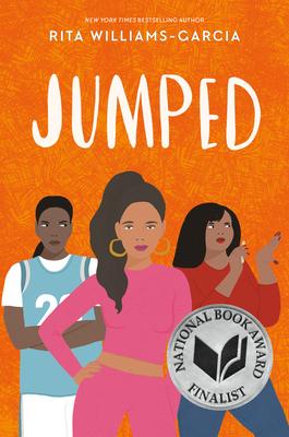 Book Cover Jumped by Rita Williams-Garcia