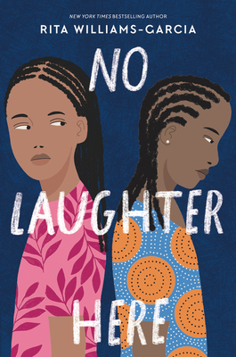 Book Cover No Laughter Here by Rita Williams-Garcia
