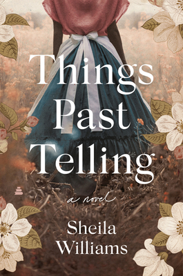 Book Cover Things Past Telling by Sheila Williams