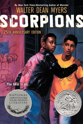 Click for more detail about Scorpions (Anniversary) by Walter Dean Myers
