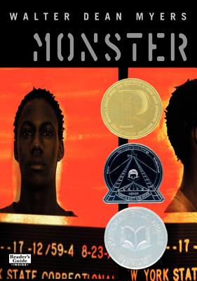 Click for more detail about Monster by Walter Dean Myers