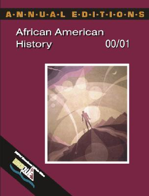 Book Cover Annual Editions: African American History 00/01 by Rodney D. Coates