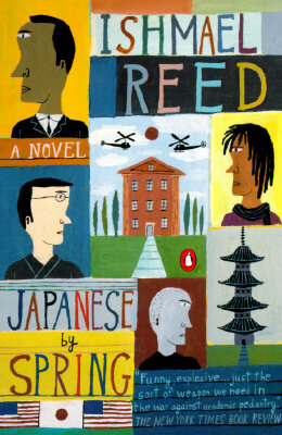 Click for more detail about Japanese by Spring by Ishmael Reed