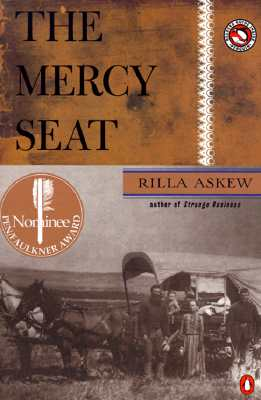 Book Cover The Mercy Seat by Rilla Askew