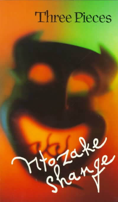 Book Cover Three Pieces by Ntozake Shange