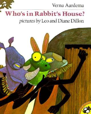 Click for more detail about Who's in Rabbit's House? by Verna Aardema